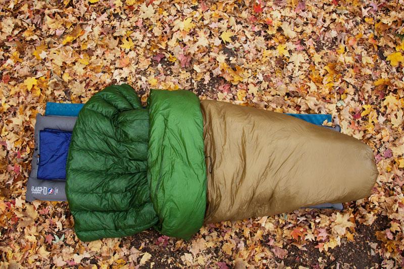 Layering Sleep Systems Enlightened Equipment